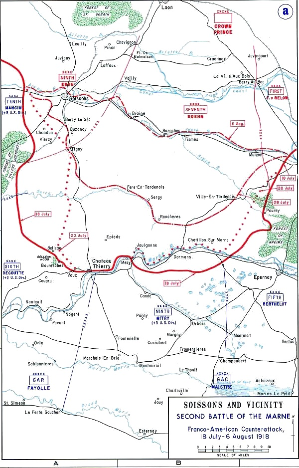 Episode 167: The Hundred Days Offensive Pt. 1 - Second Battle of the Marne