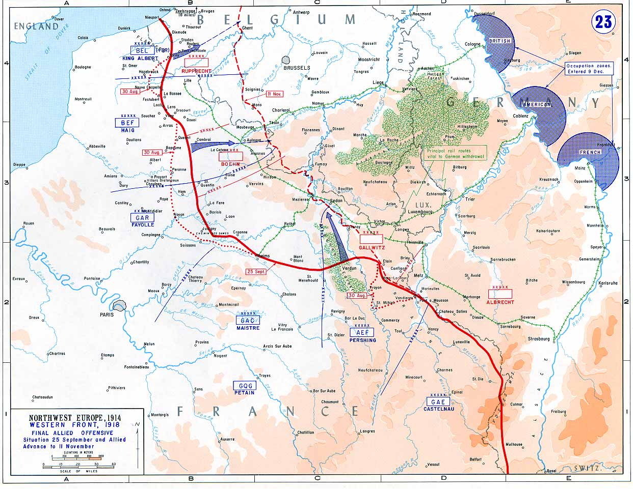 Episode 169: The Hundred Days Offensive Pt. 3 - Onward from Amiens